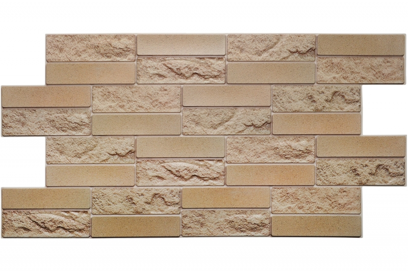 PVC panel TP10007979 Facing brick