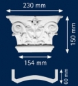 HKP 15D Pilaster Wall Profile