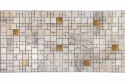 PVC panel TP10009775 Marble with Gold