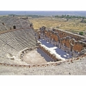 Amphitheater Of Hierapolis