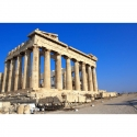 Parthenon in Athens.